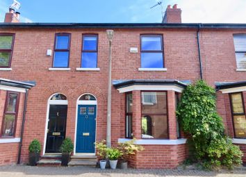Thumbnail 2 bed terraced house for sale in Wilkinson Street, Sale