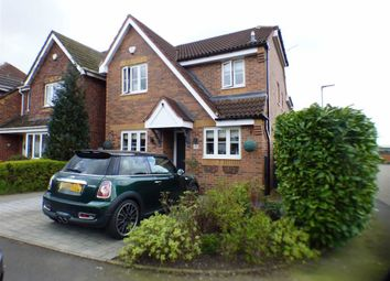 Thumbnail 3 bed detached house for sale in Elanor Road, Elworth, Sandbach
