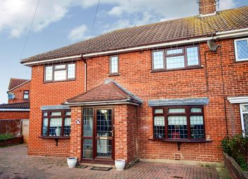 Thumbnail 3 bed semi-detached house to rent in Miskin Road, Hoo, Rochester