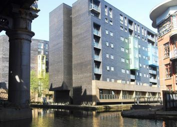 Thumbnail 1 bed flat for sale in Potato Wharf, Castlefield, Manchester