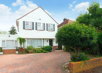 Thumbnail 4 bed detached house for sale in Garden Close, Rough Common, Canterbury