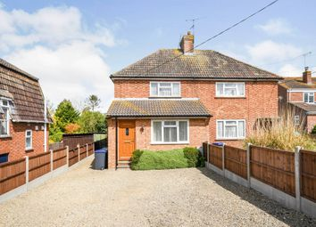 Thumbnail 3 bed semi-detached house for sale in Meads Road, Durrington, Salisbury