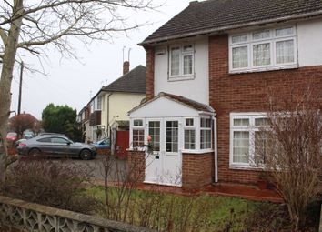Thumbnail 3 bedroom semi-detached house to rent in Fawcett Crescent, Reading, Berkshire