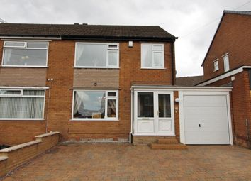 Thumbnail 3 bed semi-detached house for sale in Floodgate Drive, Ecclesfield, Sheffield