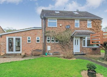 Thumbnail Semi-detached house for sale in Chequers Close, Pitstone, Leighton Buzzard