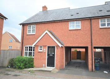 Thumbnail 4 bedroom detached house for sale in Sam Harrison Way, Duston, Northampton