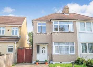 Sussex Avenue, Romford RM3. 3 bed semi-detached house