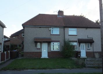 Thumbnail 1 bed semi-detached house to rent in 20 Stanton Crescent, Sheffield