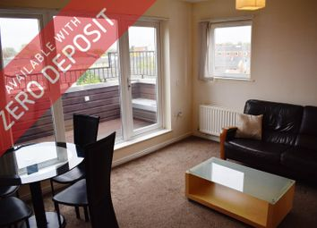 Thumbnail 1 bed flat to rent in Greengage, Grove Village, Manchester