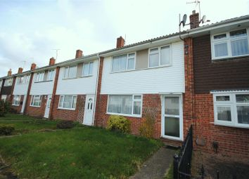 Thumbnail 3 bed terraced house to rent in Crosstree Walk, Colchester