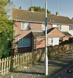 Thumbnail 1 bed semi-detached house to rent in Bideford Square, Corby, Northamptonshire