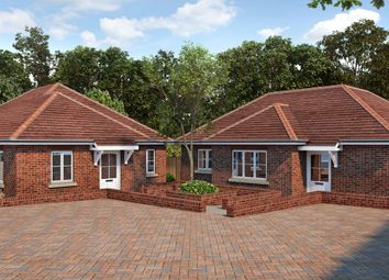 Thumbnail 3 bed detached bungalow for sale in Coombe Farm Avenue, Fareham, Hampshire