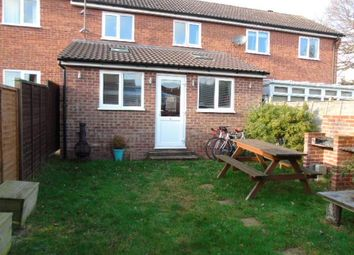 Thumbnail 2 bedroom terraced house for sale in Spencer Way, Stowmarket