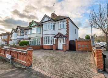 Thumbnail 3 bed end terrace house for sale in Cranbourne Avenue, London