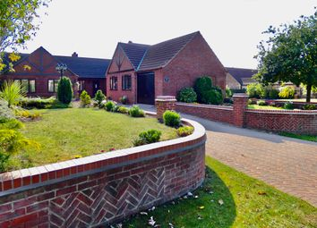 Thumbnail 4 bed detached bungalow for sale in Upperthorpe Road, Westwoodside, Doncaster