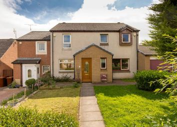 Thumbnail 2 bedroom terraced house for sale in 7 Upper Craigour Way, Liberton