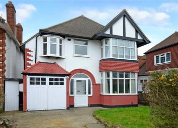Thumbnail 4 bed detached house for sale in Turner Road, New Malden, Surrey
