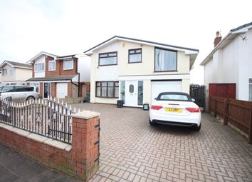 Thumbnail 5 bed detached house for sale in Princes Way, Fleetwood