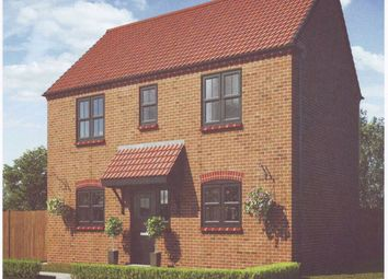 Thumbnail 3 bed detached house for sale in Blagdon Lane, Cramlington
