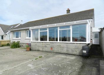 Thumbnail 3 bed detached bungalow for sale in Sandyke Road, Broad Haven, Haverfordwest