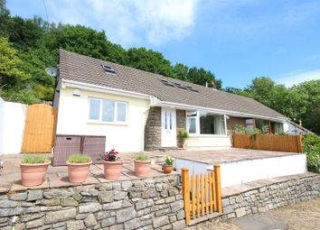 Thumbnail 3 bed semi-detached bungalow for sale in Cwm Fedw, Machen, Caerphilly