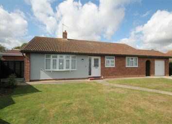 Thumbnail 3 bed detached bungalow for sale in Devereaux Close, Walton On The Naze