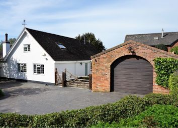 Thumbnail 3 bed detached house for sale in Marbury, Whitchurch