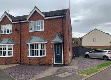 Thumbnail 3 bed semi-detached house for sale in Miles Close, Raunds, Wellingborough