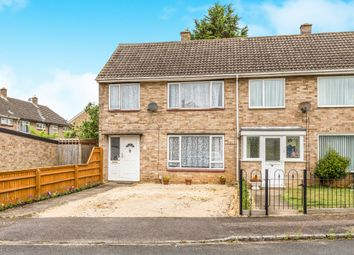 Thumbnail 3 bed semi-detached house for sale in Ashby Road, Bicester