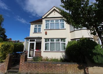 Thumbnail 3 bed end terrace house for sale in Craven Road, Addiscombe