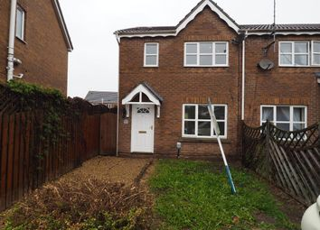 Thumbnail 3 bed end terrace house for sale in Mast Drive, Victoria Dock, Hull, East Yorkshire