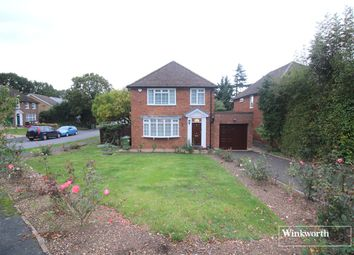Thumbnail 4 bedroom detached house for sale in Hartfield Close, Elstree, Borehamwood, Hertfordshire