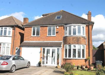 Thumbnail 5 bed detached house for sale in Newburn Croft, Quinton, Birmingham