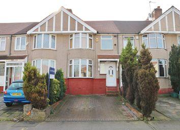 3 bed terraced house for sale in Parkside Avenue, Bexleyheath, Kent DA7