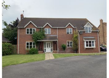 Thumbnail 4 bed detached house for sale in Braybrooks Way, Spalding