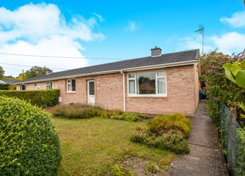 Thumbnail 3 bedroom semi-detached bungalow for sale in Rectory Road, Duxford, Cambridge