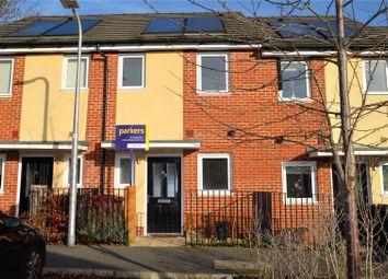 Thumbnail 2 bed terraced house to rent in Tay Road, Tilehurst, Reading, Berkshire