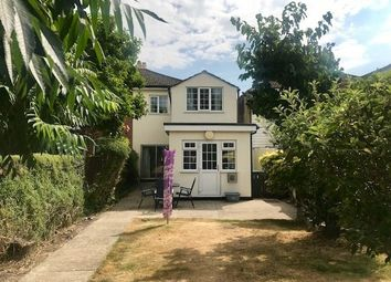 Thumbnail 3 bed semi-detached house for sale in Millbrook Road East, Southampton, Hampshire