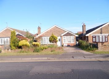 Thumbnail 3 bed detached bungalow for sale in Coast Road, Pevensey Bay, Pevensey