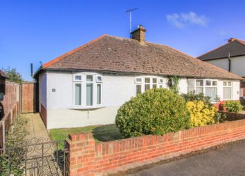 Thumbnail 2 bed semi-detached bungalow for sale in Northwood Road, Tankerton, Whitstable
