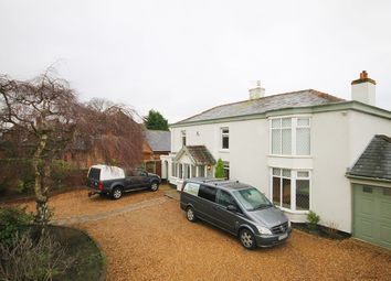 Thumbnail 5 bedroom detached house for sale in Warrington Road, Penketh, Warrington