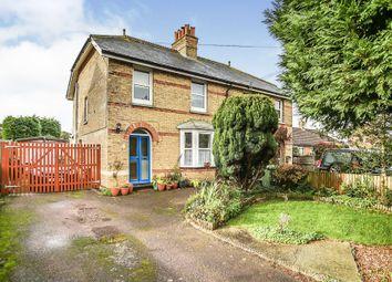 3 bed semi-detached house for sale in Barrow Hill, Sellindge, Ashford TN25