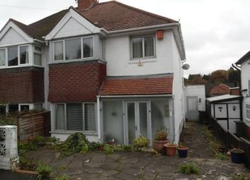 Thumbnail Semi-detached house for sale in Elbury Park Road, Worcester