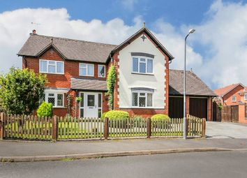 Thumbnail 5 bed detached house for sale in Mill Meadow, Tenbury Wells