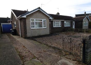 Thumbnail 2 bed semi-detached bungalow for sale in Millard Avenue, Hatfield, Doncaster