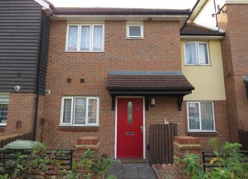 Thumbnail 4 bed terraced house for sale in Oakworth Avenue, Broughton, Milton Keynes