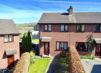 Thumbnail 2 bedroom semi-detached house to rent in 19, Ffordd Newydd, Bettws Cedewain, Newtown, Powys