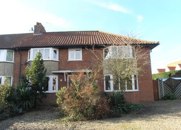 Thumbnail 4 bedroom semi-detached house to rent in Covert Road, Reydon, Southwold