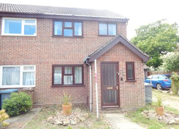 Thumbnail 3 bedroom end terrace house to rent in Hall Farm Close, Melton, Woodbridge