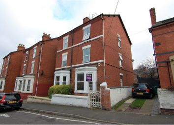 Thumbnail 4 bedroom semi-detached house for sale in Basford Road, Nottingham